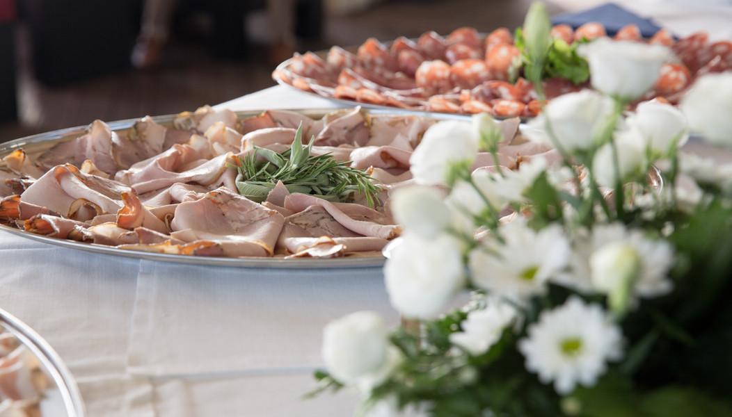 Wedding - Buffet Matrimonio - La Barcaccina Vada Livorno