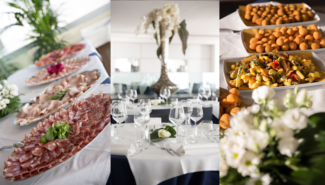 Wedding - Buffet e Sala da Pranzo - Matrimonio a Vada sul Mare